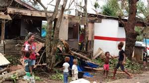 Cyclone Pam - Lessons Unlearned